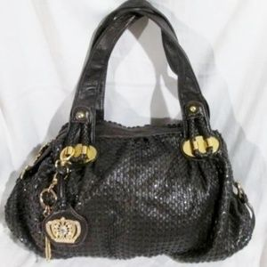 RAY'S USA Original Faux Leather Shoulder Bag Tote